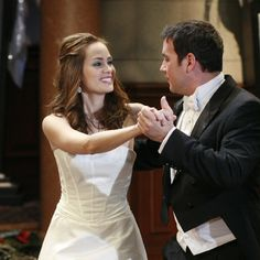 Nikolas and Emily.....really liked them together
