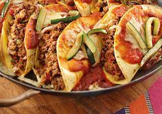 Classic Beef Enchiladas