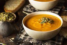 Winter Comfort in a Bowl: Spaghetti Squash Soup Recipe