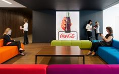 coca cola offices 14 620x387 Coca Colas Stunning Offices In Toronto
