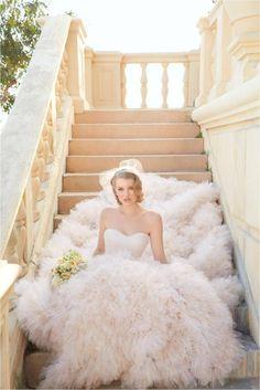 Their Allegra Gown Is A Stunner Watters Blush Weddingdress Weddinginspiration Bridal Weddingdre