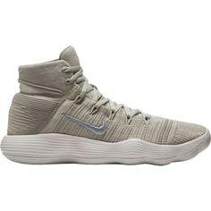 size 40 eb937 efb8e Nike Mens React Hyperdunk 2017 Flyknit Basketball Shoes, Pale Grey
