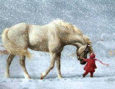 La tempesta di neve | racconti fiabe filastrocche e.. non solo