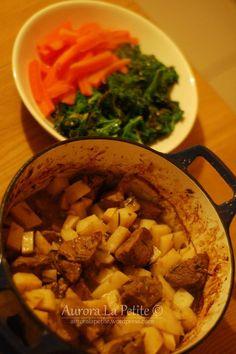Roman Spring Lamb Spring Lambs, Pot Roast, New Recipes, Beef, Health Foods, Dinner, Cooking, Ethnic Recipes, Roman