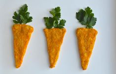 Carrot and cheese bakes recipe for 10 months +