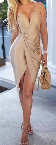 V-Neck Sexy Party Dress,Spaghetti Evening Dress,Prom Dress for formal,53041