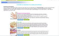 Nail Care, Salons, Manicure, Spa, Wellness, Club, Learning, Pure Nail Bar, Lounges