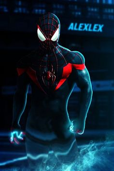 124 Best Amazing Spidy Miles Morales Artwork Images In 2019