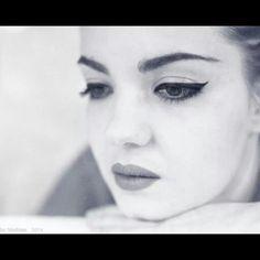 Modele : Audrey Brooking