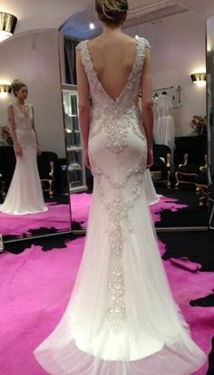Jane Hill Bridal Tendresse gown - 2013