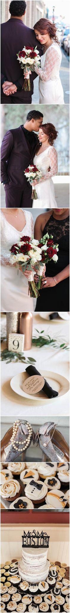 Dannah + Francois - Staunton - American Hotel and Banquet Hall Wedding