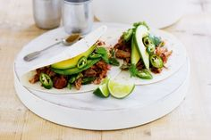 Pulled pork mexican