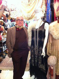 Heritage Plus. The best shop of vintage fashion in Barcelona. La mejor tienda de moda vintage de Barcelona.