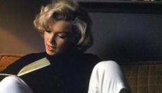 Marilyn-Monroe-writing-diary. This web site shows a very interesting page in Marilyn's diary.