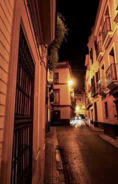 Calle Sales y Ferré, Sevilla.
