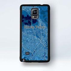 Galaxy Edge Silicon Valley Case Us Map Art Samsung Galaxy S 6 Edge Covers 2d9227221c1c7