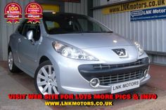 Used PEUGEOT 207 1.6 GT 3d 148 BHP Hatchback LNK Car Sales