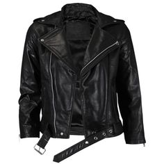 Womens Black Cropped Sleeve Leather Biker Jacket - Kiera | by VIPARO ($305) ❤ liked on Polyvore featuring outerwear, jackets, leather jackets, tops, black, 100 leather jacket, leather moto jackets, leather motorcycle jacket, leather biker jacket and real leather jackets