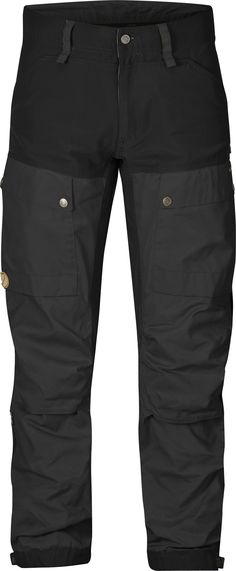 Keb Trousers are men's cargo pants from Fjallraven