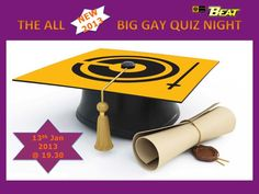 The Big Quiz Night @ Volume Beat Hong Kong | Gay Asia Traveler