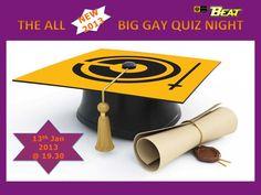 The Big Quiz Night @ Volume Beat Hong Kong   Gay Asia Traveler