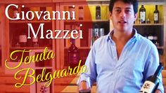 Giovanni Mazzei tastes and talks about Tenuta Belguardo. @marchesimazzei #mazzei #fonterutoli #belguardo #tuscany #wine