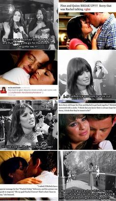 Lea about Finchel :) The feels. Glee Rachel And Finn, Finn Glee, Lea And Cory, Best Tv Shows, Best Shows Ever, Favorite Tv Shows, Movies Showing, Movies And Tv Shows, Glee Cory Monteith
