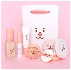 Saranghae Base Makeup Set [Eg Lips] 11Street #collection #essentials #face