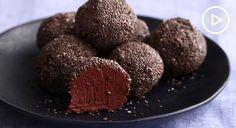 Black Bean Brownie Bites Recipe