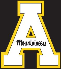 Appalachian State Mountaineers.jpg 1365×1024 pixels. More