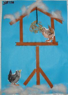 knutselen vogelhuisje - Google zoeken