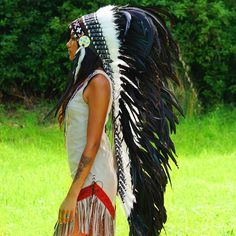 Browse through 90+ different Indian Headdress Designs. All including 100% Real Leather and Feathers - Worldwide Delivery - Super fast - Shop now!