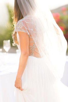 Wedding dress idea; Featured Photographer: Candice Benjamin Photography