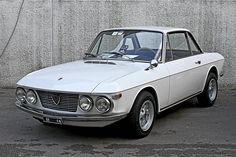 Lancia Fulvia S1, not period correct but looking good!