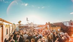 The Prince of Wales Brixton Roof Terrace | DesignMyNight