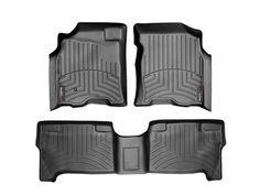 2006 Toyota Tundra   WeatherTech FloorLiner custom fit car floor protection from mud, water, sand and salt.   WeatherTech.com