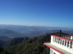 Binsar in Almora, Uttarakhand  Here are some staying options in Binsar - http://www.myguesthouse.com/hotels-in-binsar.html