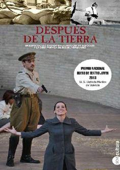 Después de la Tierra en el Teatro Colón de A Coruña. Ocio en Galicia