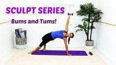 FREE Pilates Barre Workout Abs and Butt Mat - BARLATES BODY BLITZ Bums a...