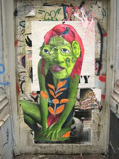 Feelin' Green by f.p.o., via Flickr