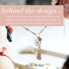 Learn more about Stella & Dot by clicking through the image!