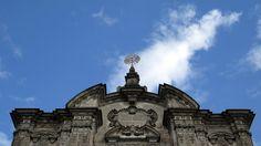 Centro Historico cupula igreja Quito
