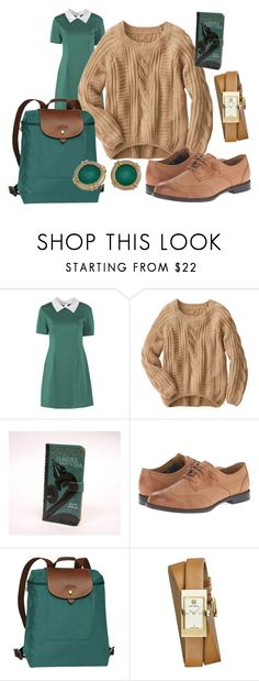 """""""12"""" by feel-fear on Polyvore featuring мода, RyuRyu, Samsung, Sperry Top-Sider, Longchamp и Tory Burch"""