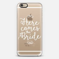 Here Comes the Bride 02 - Classic Snap Case