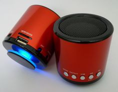 Dryve promotional speakers! Bluetooth Speakers, Summer, Ideas, Products, Thoughts, Summer Time