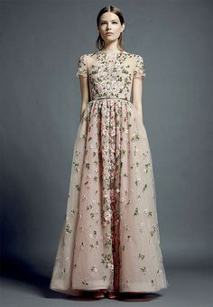 {fashion inspiration | runway : valentino resort 2013, new york} by {this is glamorous}, via Flickr
