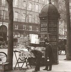 Старые фотографии с видами Парижа. Комментарии : LiveInternet - Российский Сервис Онлайн-Дневников