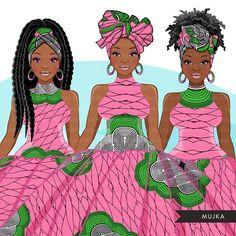 Aka Sorority, Alpha Kappa Alpha Sorority, Sorority Gifts, Sorority Fashion, Sorority Quotes, Black African American, African Women, American Art, Cricut Print And Cut