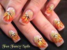 Flowers - Nail Art Gallery nailartgallery.na... by
