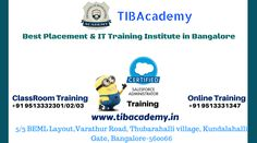 TIBAcademy is a best Salesforce Admin training institute in bangalore. We Offered best hands on training for  training in Salesforce Admin bangalore. We provides Online And Classroom training for Salesforce AdminTraining.